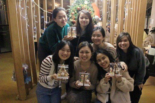 Christmas Gathering Events for International Students