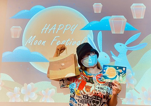 YZU sends the warmth of Mid-Autumn Festival to overseas students