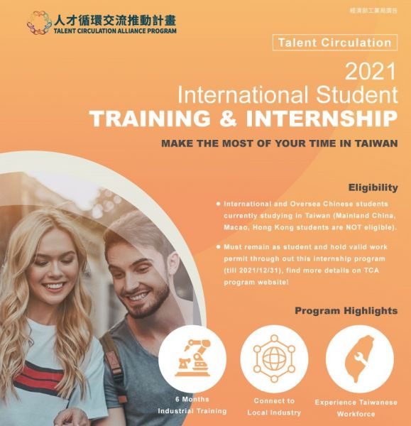 2021 International Training & Intership