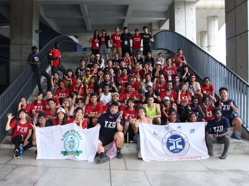 International Student of Yuan Ze University Travels Together to Fight the Epidemic