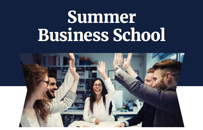 NEWTON College-Summer Business School