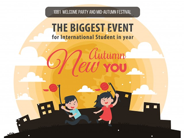1081 Welcome Party and Mid-Autumn Festival